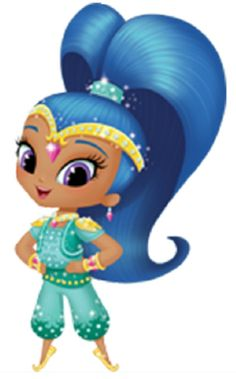 shimmer and shine clipart jpeg