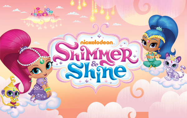 Shimmer and shine clipart nahal. Nickalive nickelodeon junior france