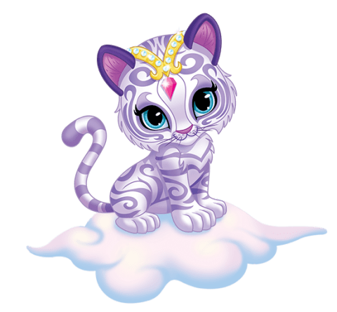 Shimmer and shine clipart nahal. Transparent png stickpng
