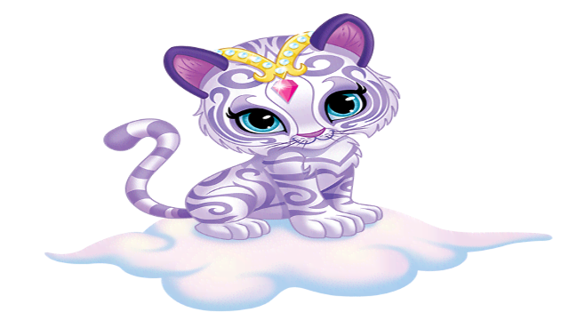 Shimmer and shine clipart nahal. From nick asia