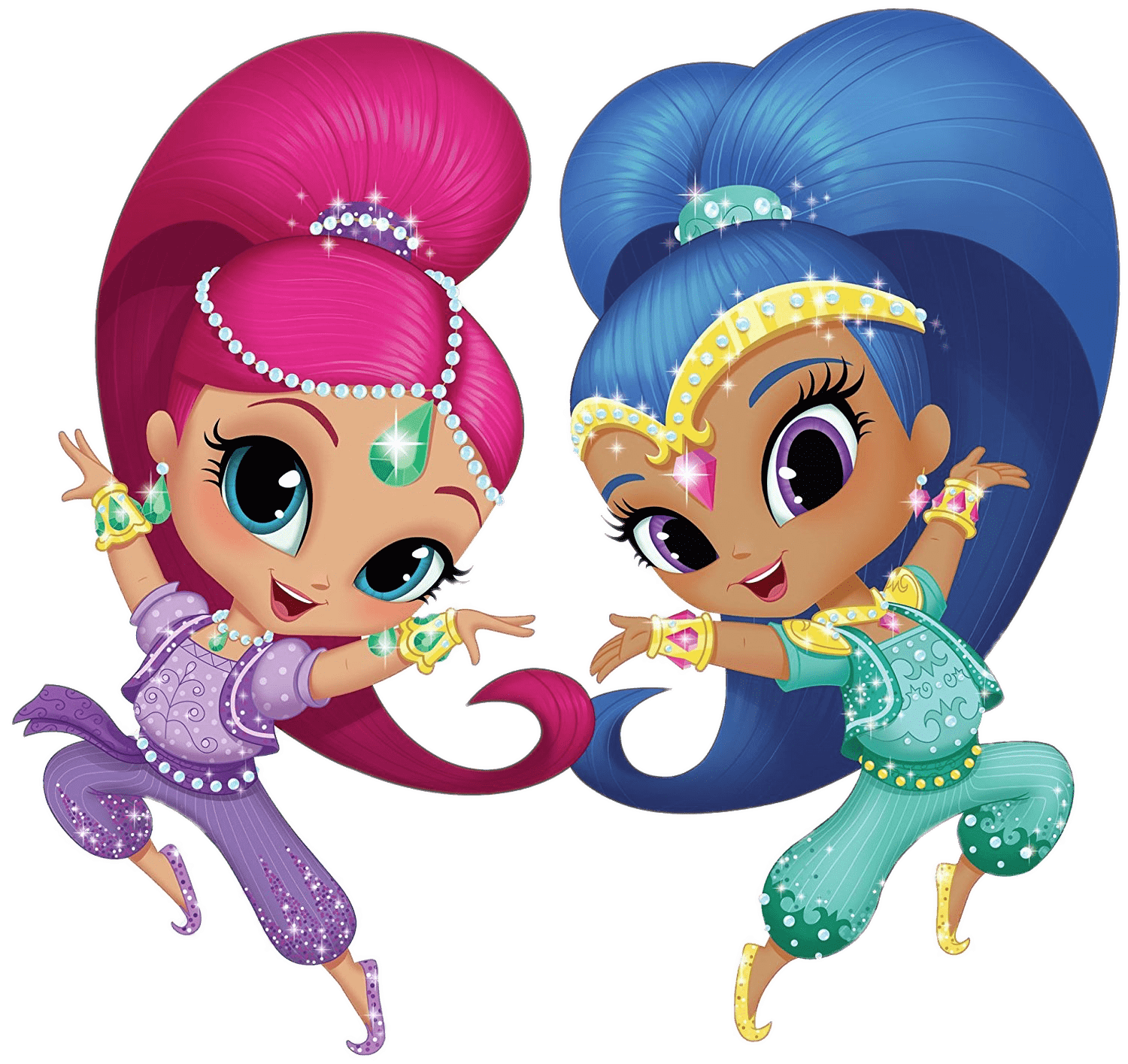 Shimmer and shine clipart pink. Marvelous dancing transparent png
