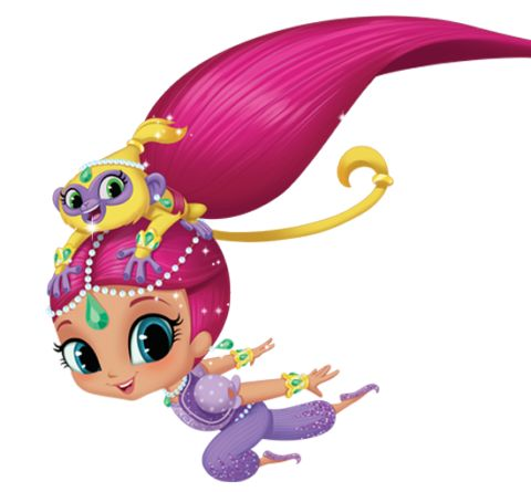 carpet clipart shimmer and shine