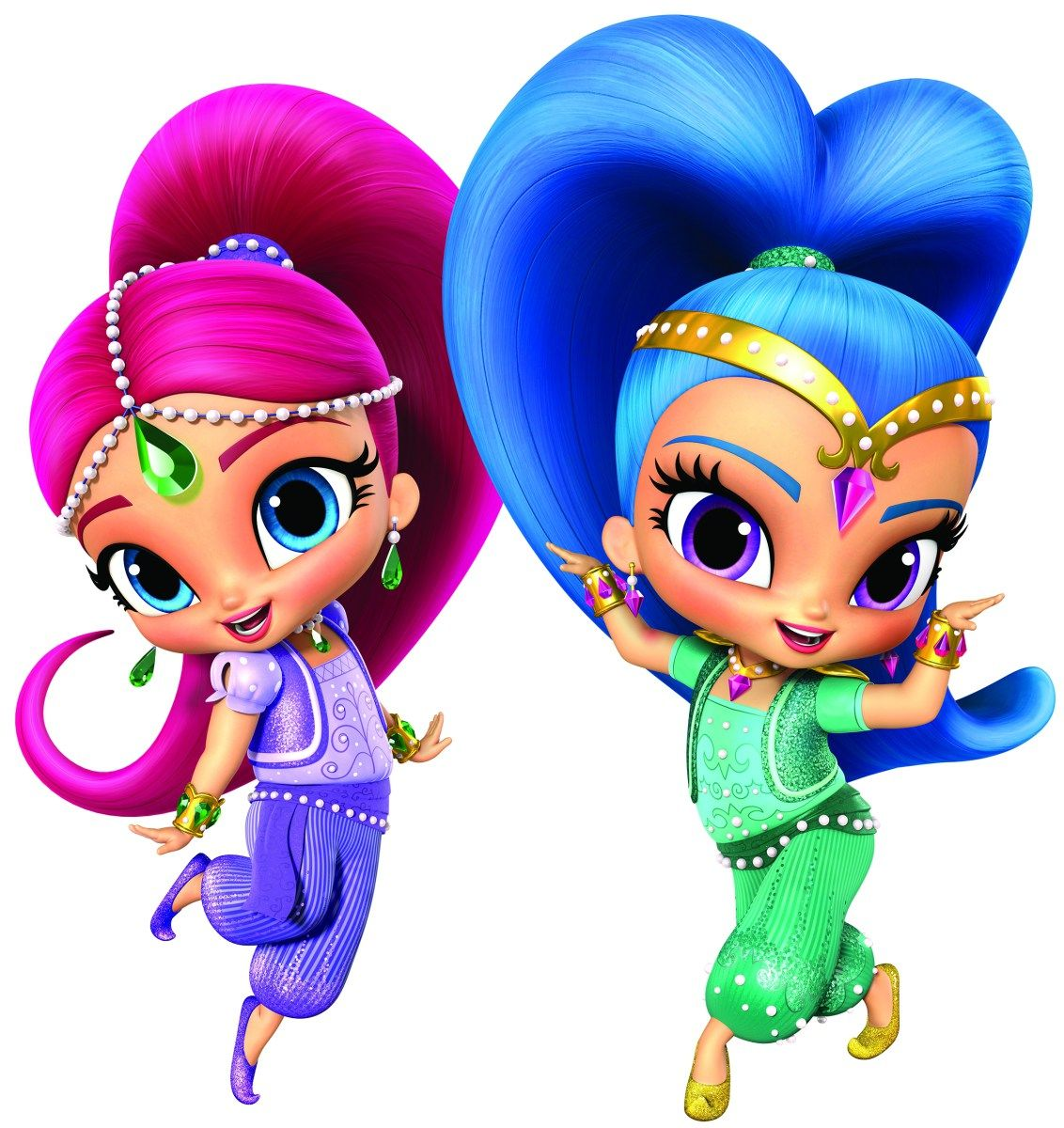 Shimmer and shine clipart svg. Ep nick jr s