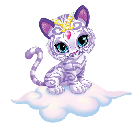 Shimmer and shine clipart tala. Nahal from nick asia