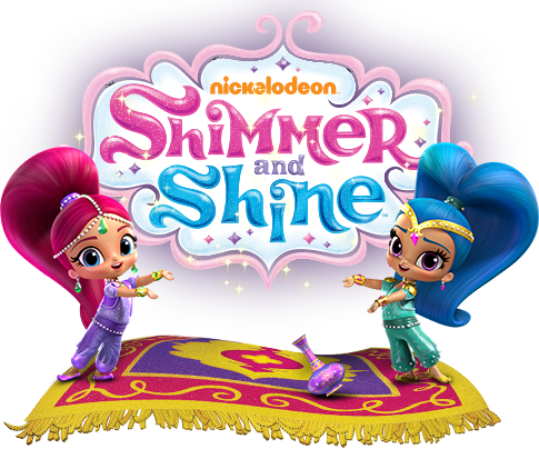 Shimmer and shine logo png. We love the new