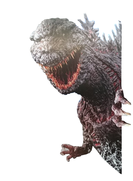 Shin godzilla logo png. M mecha thread view