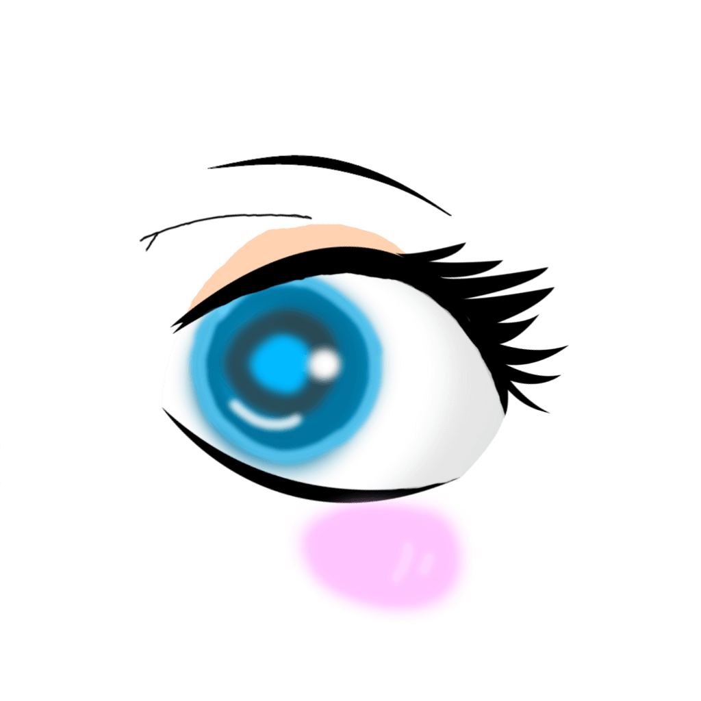 Shiny eyes png. Attack on titan custom