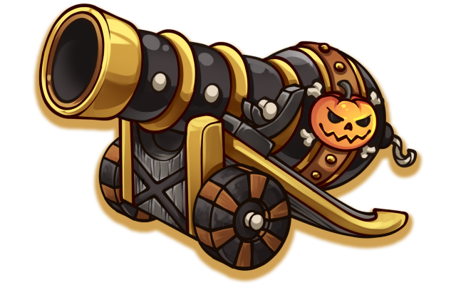 Ship cannon clip art png. Image pumpkin hell icon