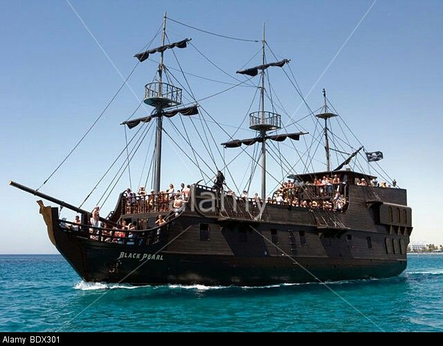 Ship clipart black pearl. Best the images