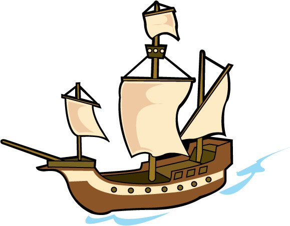 Sailing at getdrawings com. Ship clipart boat tour picture black and white stock