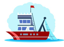 Yacht clipart charter boat. Free boats and ships