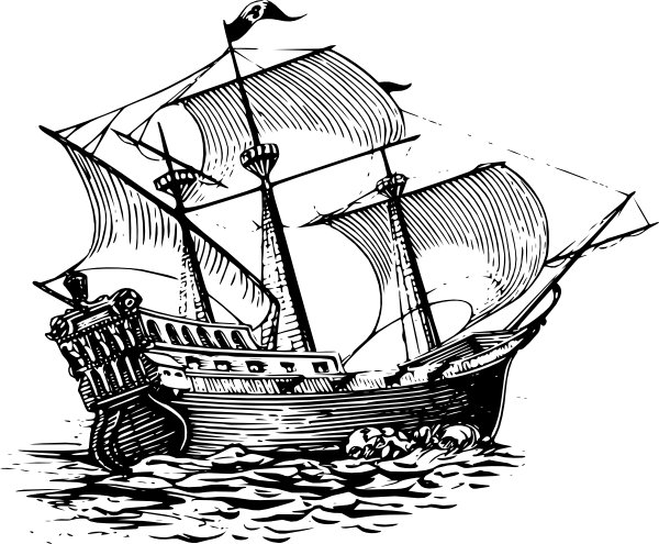 Ship clipart sketch. Images for drawing at