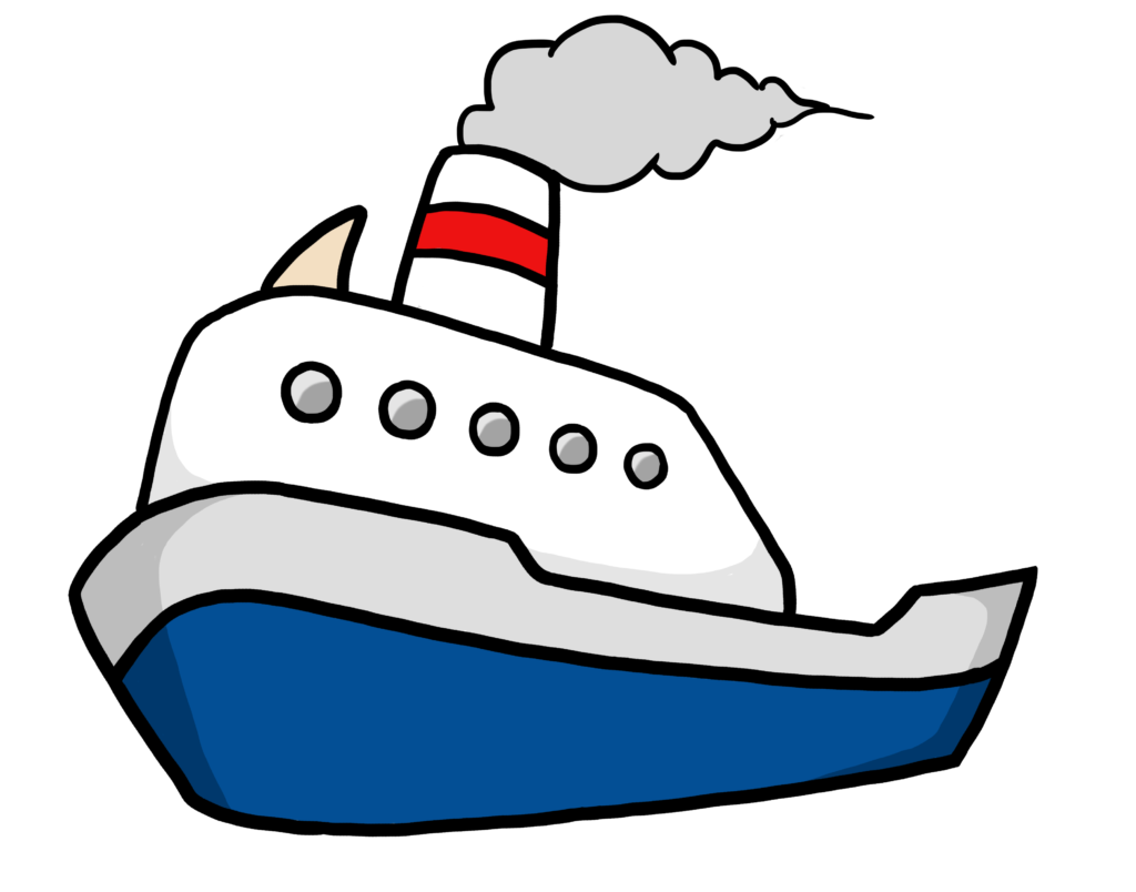 Ship clipart steamboat. For free download and