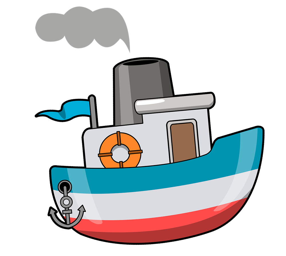 Boat cartoon png. Free to use clipart