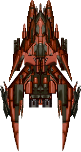 8 bit spaceship png. Generator partart space download