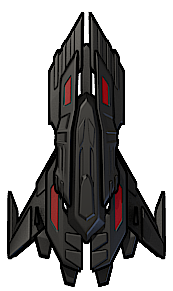 Millionthvector free sprites d. Ufo ship video game side scroller png clip art library library