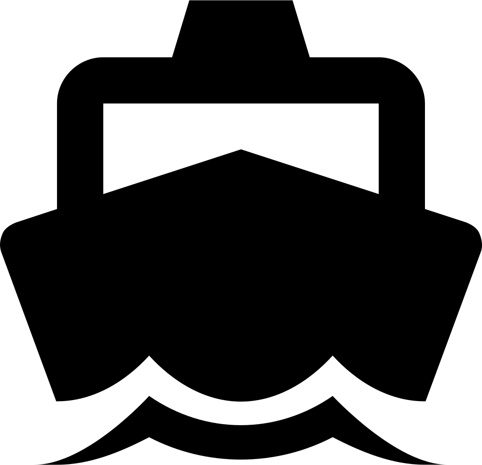 Ship svg. Loading and unloading png
