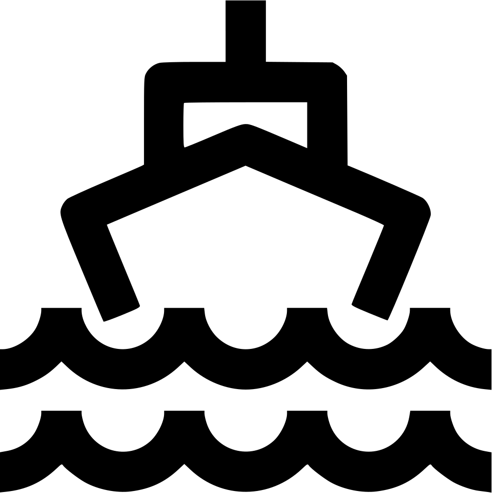Ship svg icon. Boat png free download