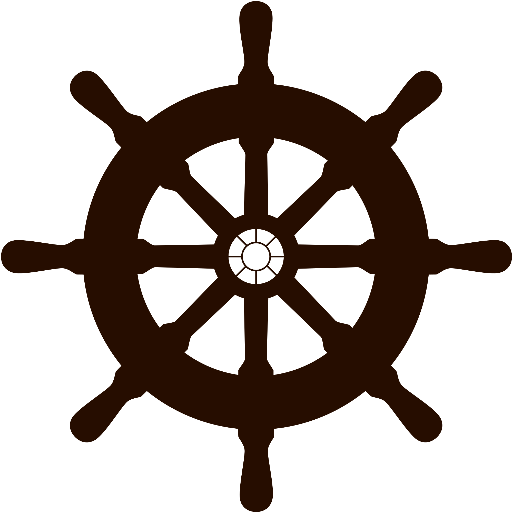 Ship wheel png transparent. Silhouette free download