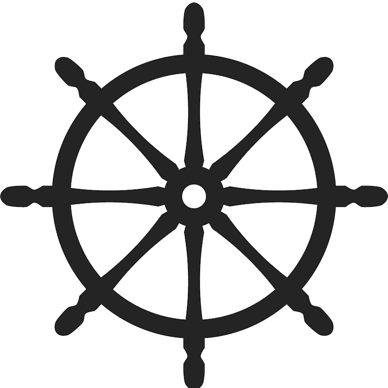Ship wheel png transparent. Rubber stamp nautical stamps
