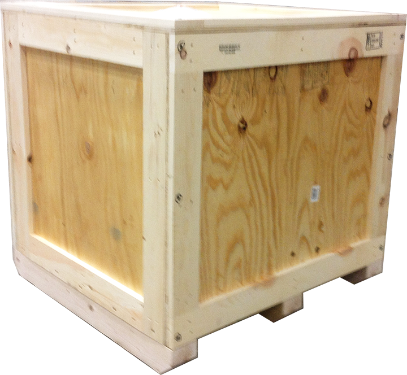 Shipping crate png. Protective packaging wood crates