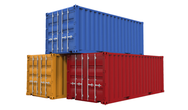 Shipping crate png. Container transport
