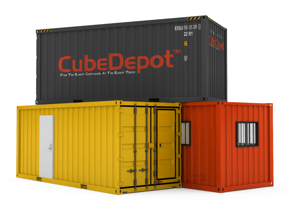 Shipping crate png. Impact of modified containers