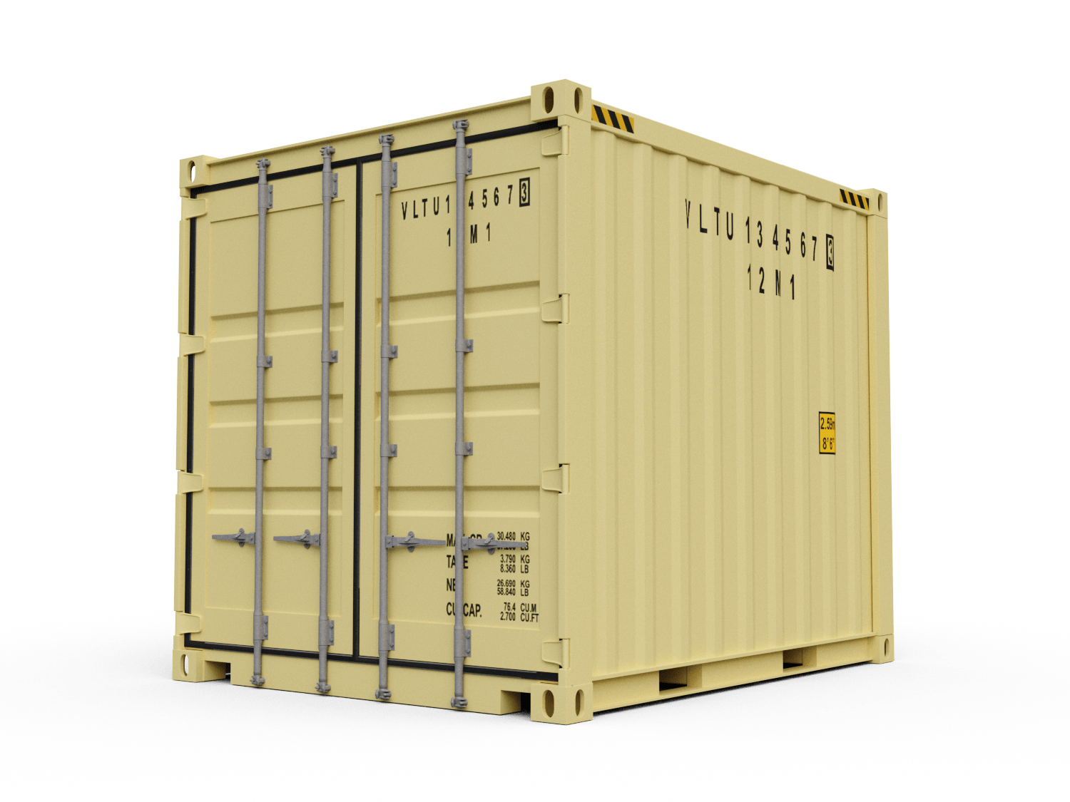 Shipping crate png. Foot containers for