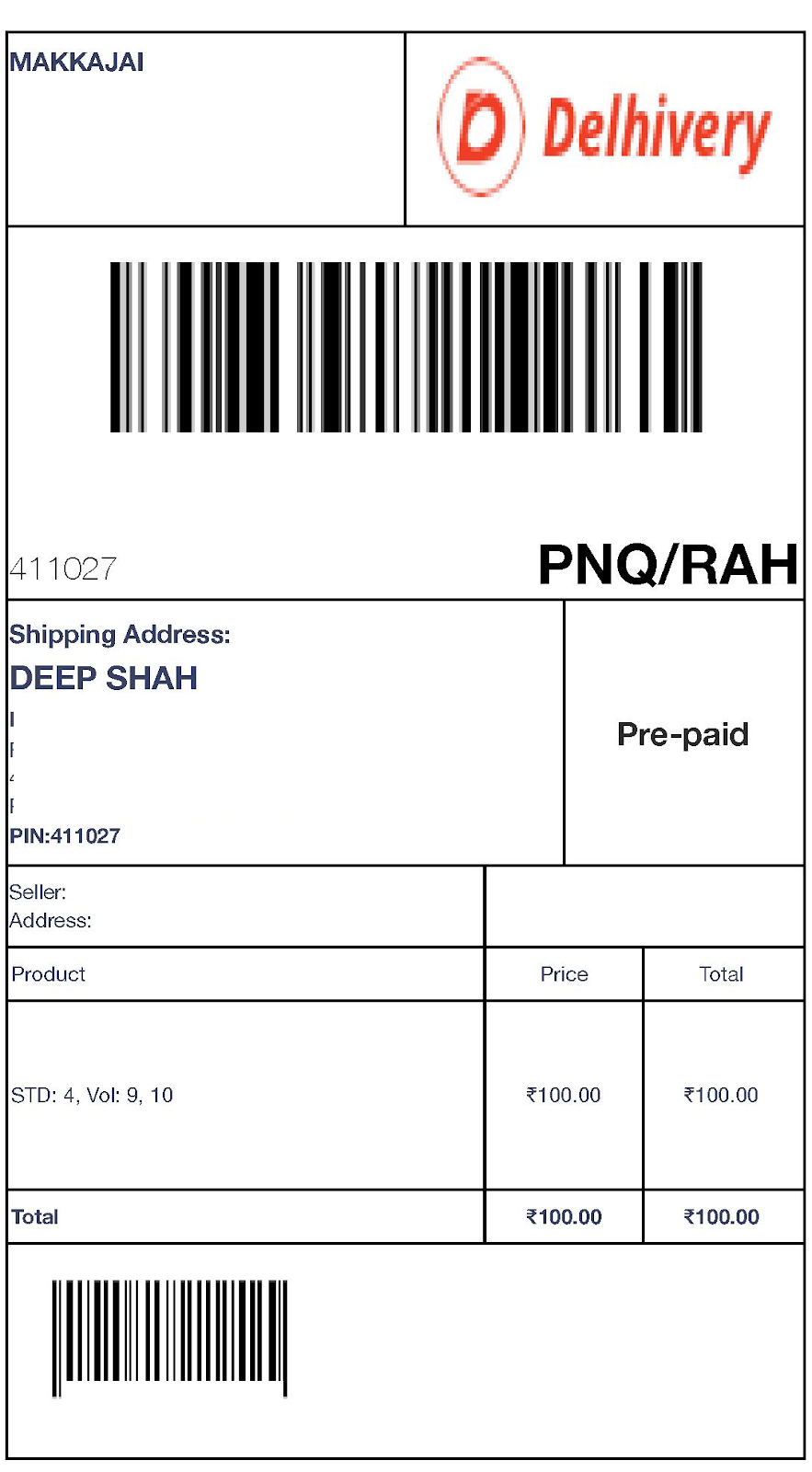 Shipping label png. Deep shah s blog