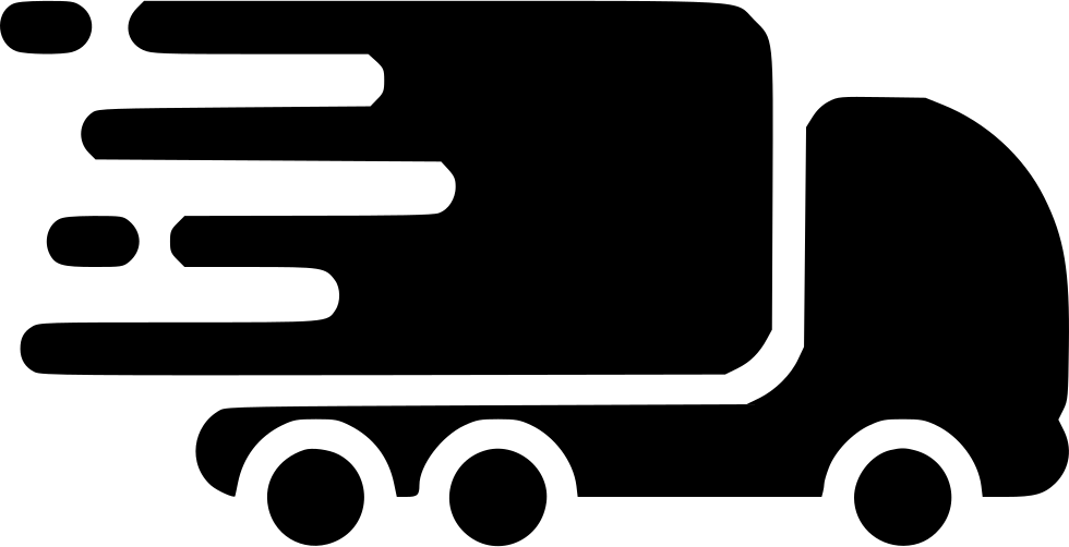 Shipping truck png. Svg icon free download