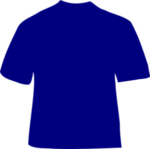 Shirt clipart blue shirt. Clip art at clker
