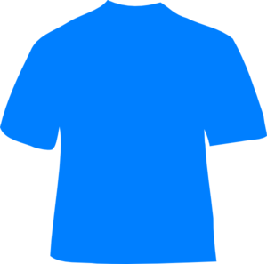 Shirt clipart blue shirt. Sky clip art at