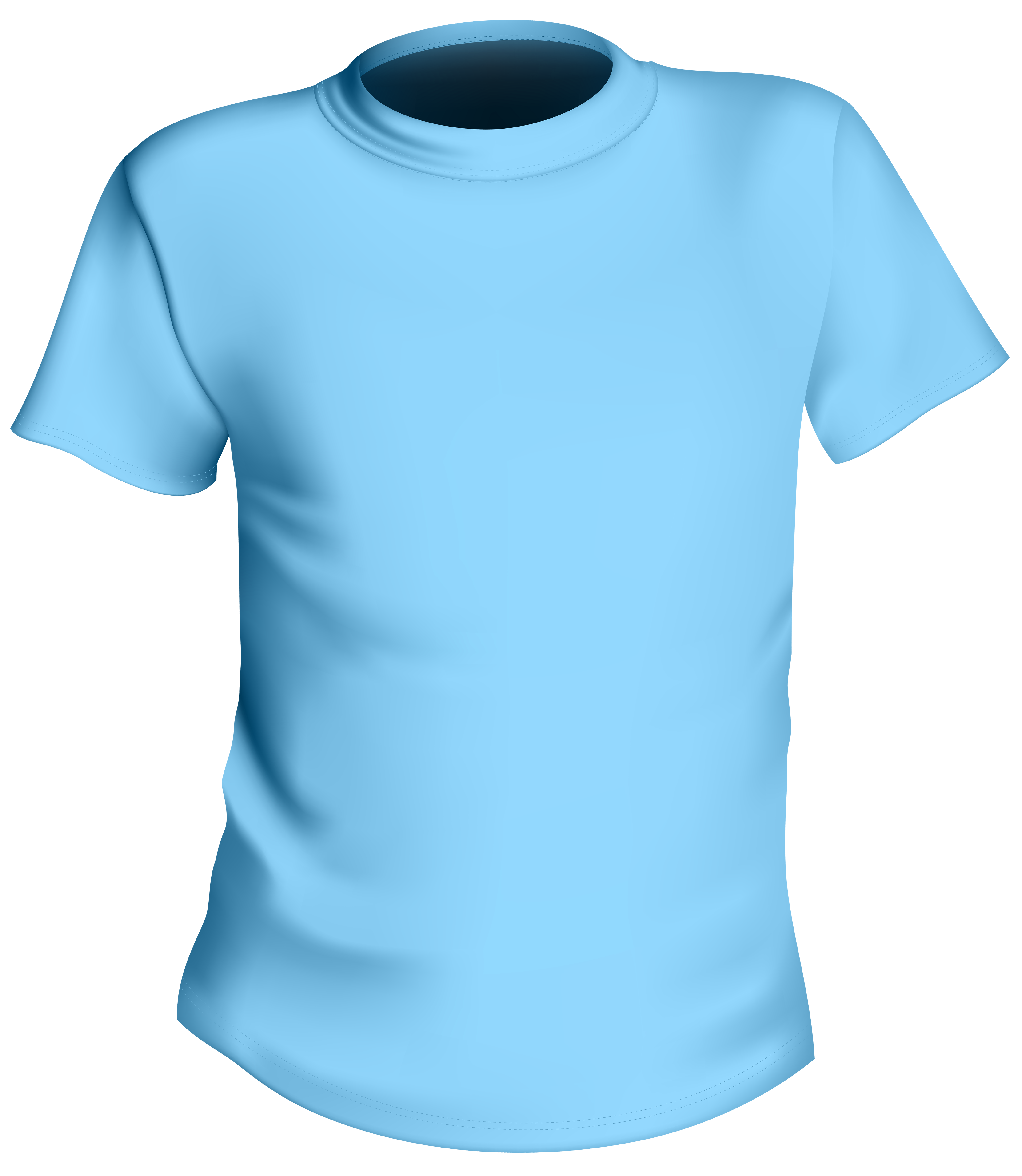 Blue male png best. Shirt clipart vector transparent