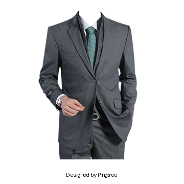 Gentleman vector mens suit. White shirt png vectors