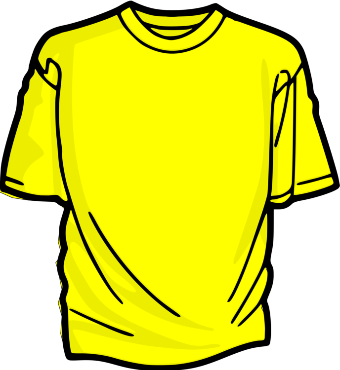 Top clipart. Printed t shirt button