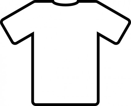 Shirt clipart football shirt.