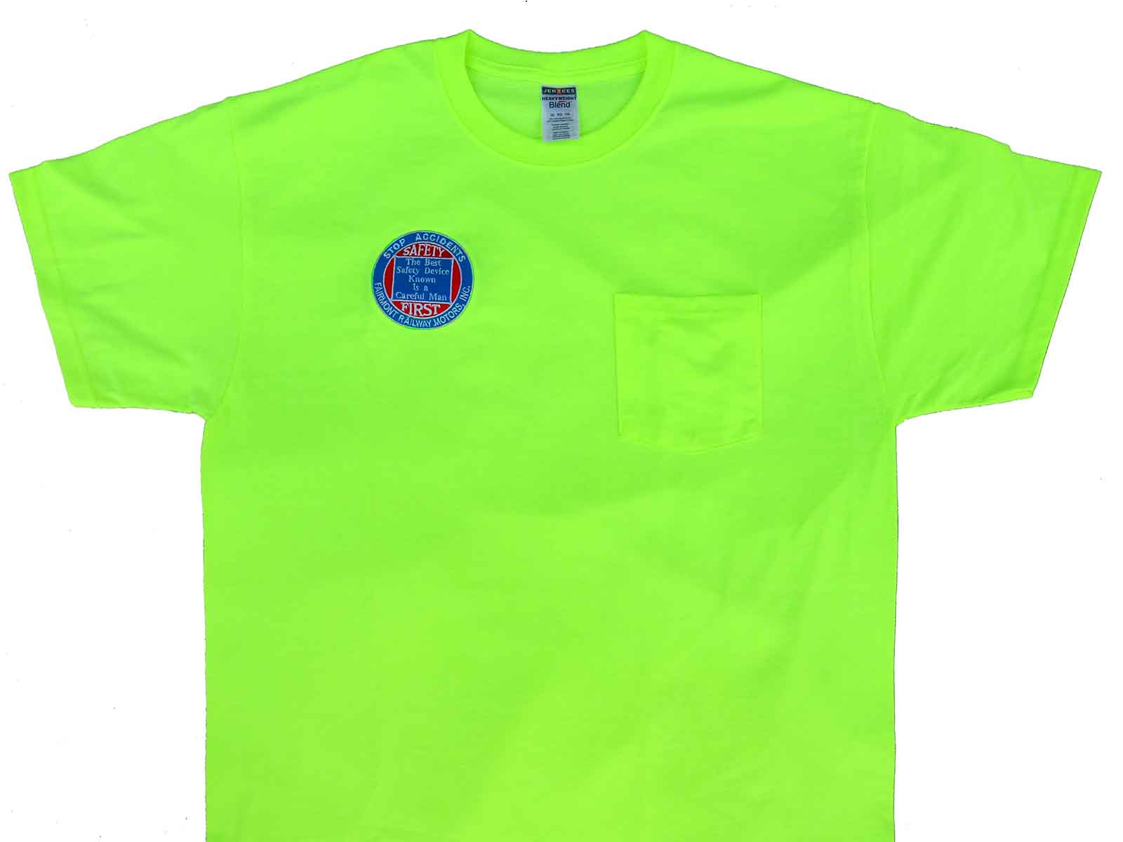 Shirt clipart neon shirt. Shirts and embroidery safety