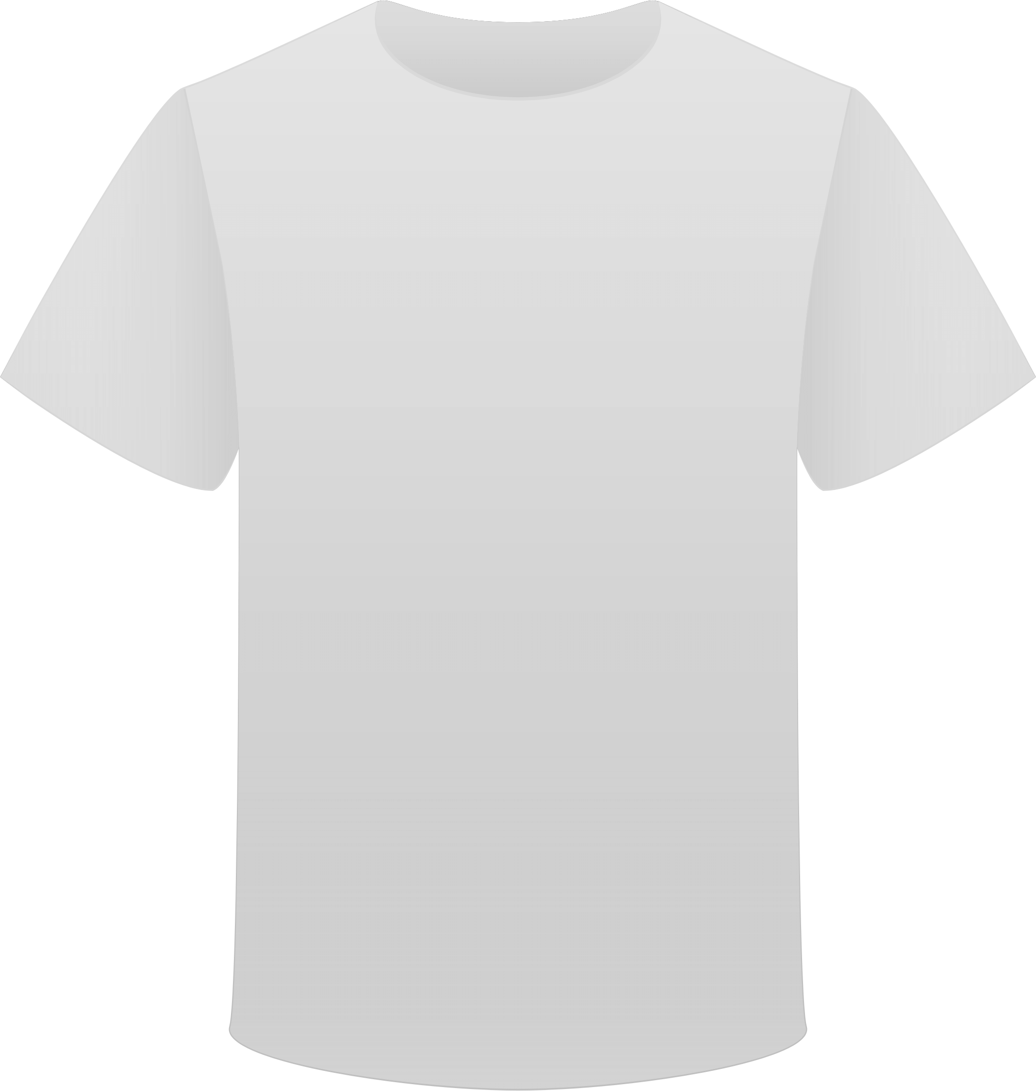 White clipart transparent stickpng. Tshirt png graphic free
