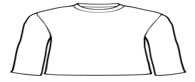 Shirts clipart long sleeve shirt. T panda free images
