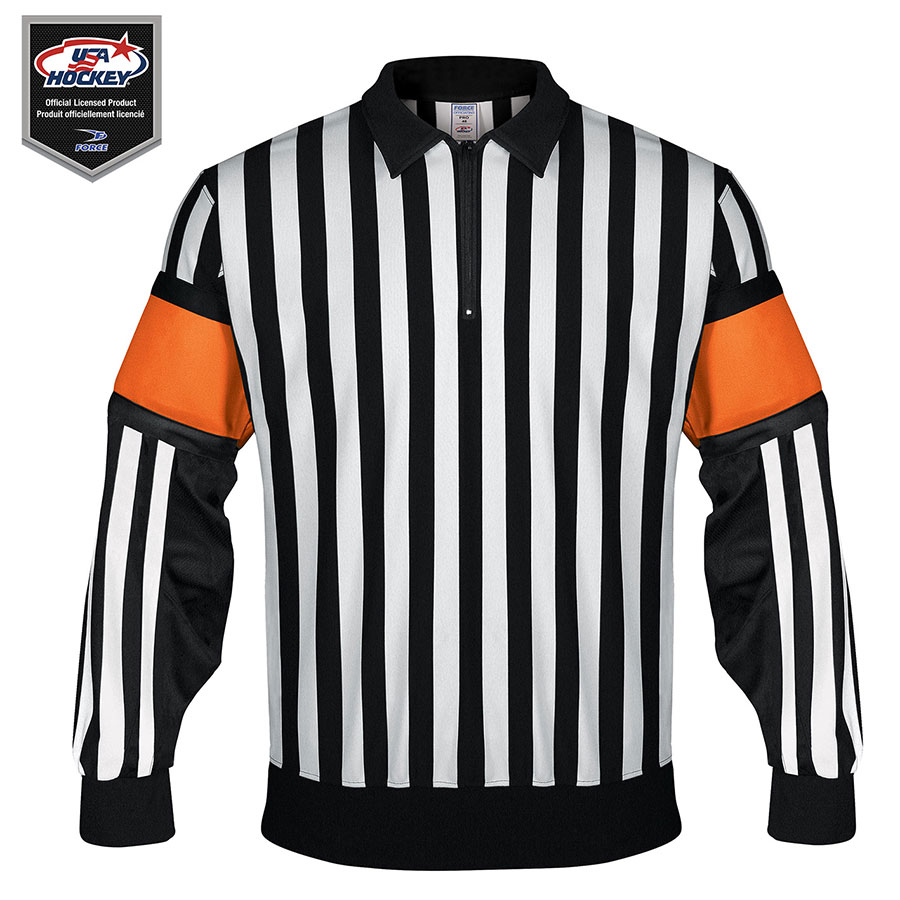 Shirts clipart ref. Forcesports officiating hockey jerseys