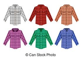 Shirts clipart. Lumberjack and stock illustrations clipart library download