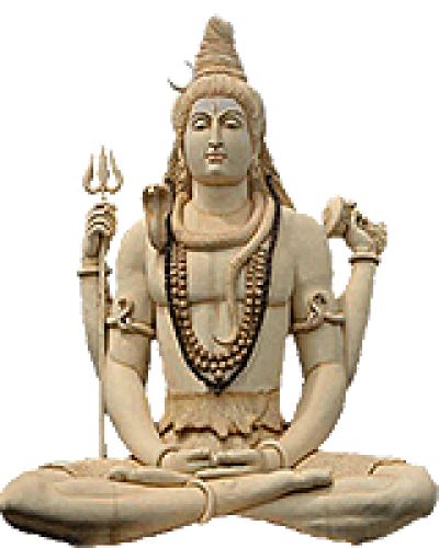 Shiva statue png. Dlpng download image with
