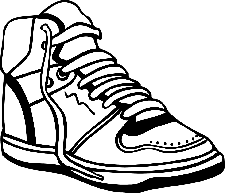Shoe art png. Track clipart girl running