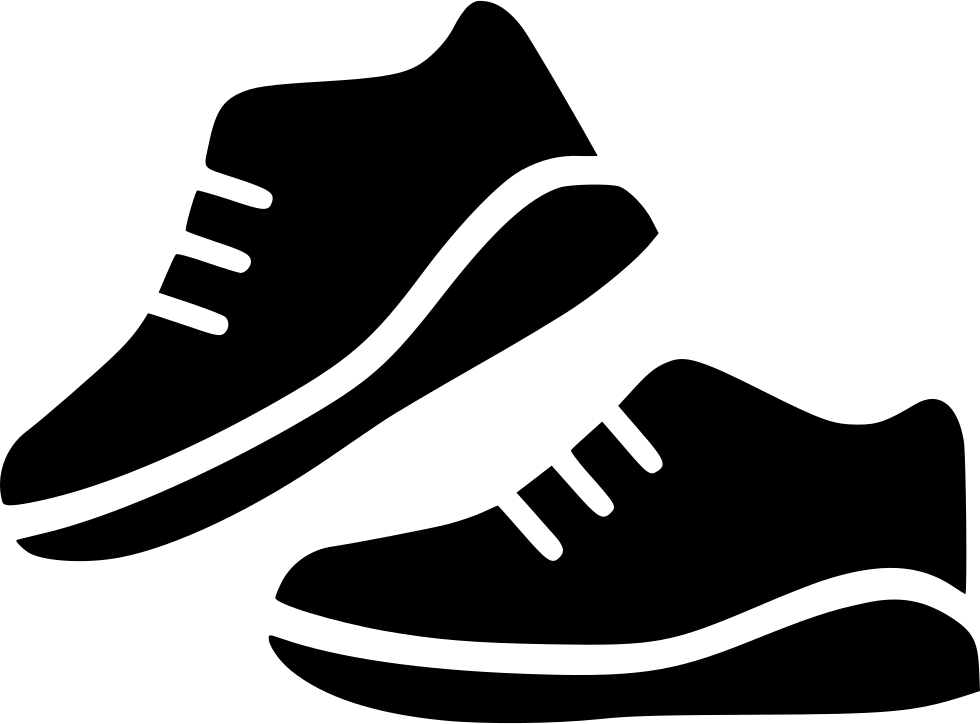 Shoe png icon. Sport shoes pair run