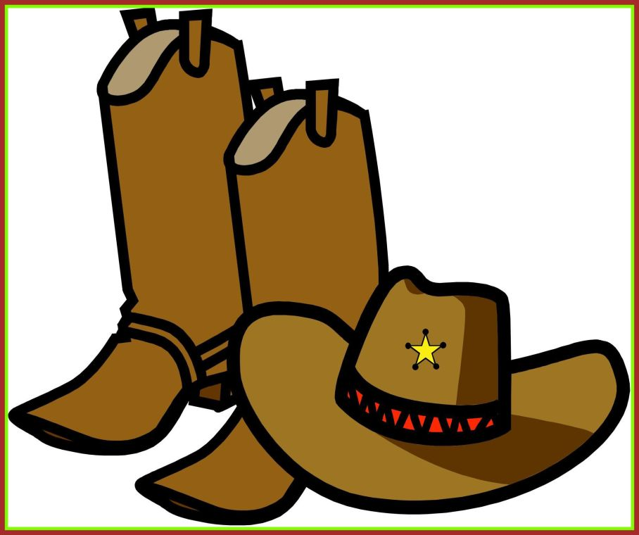 Shoes clipart cowboy. Incredible image cartoon western