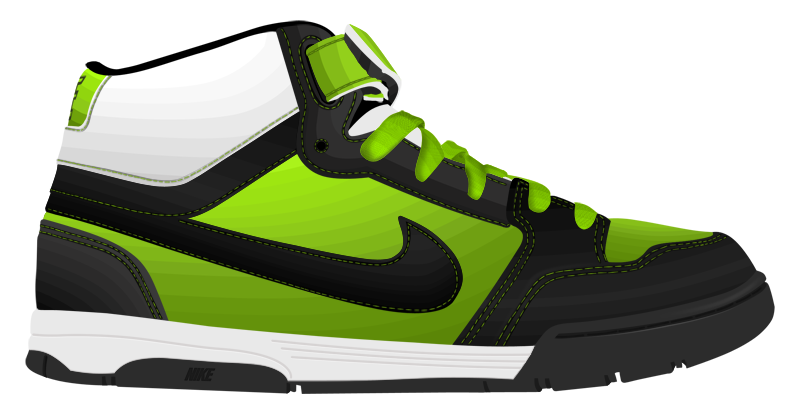 Shoes png clipart. Nike mart