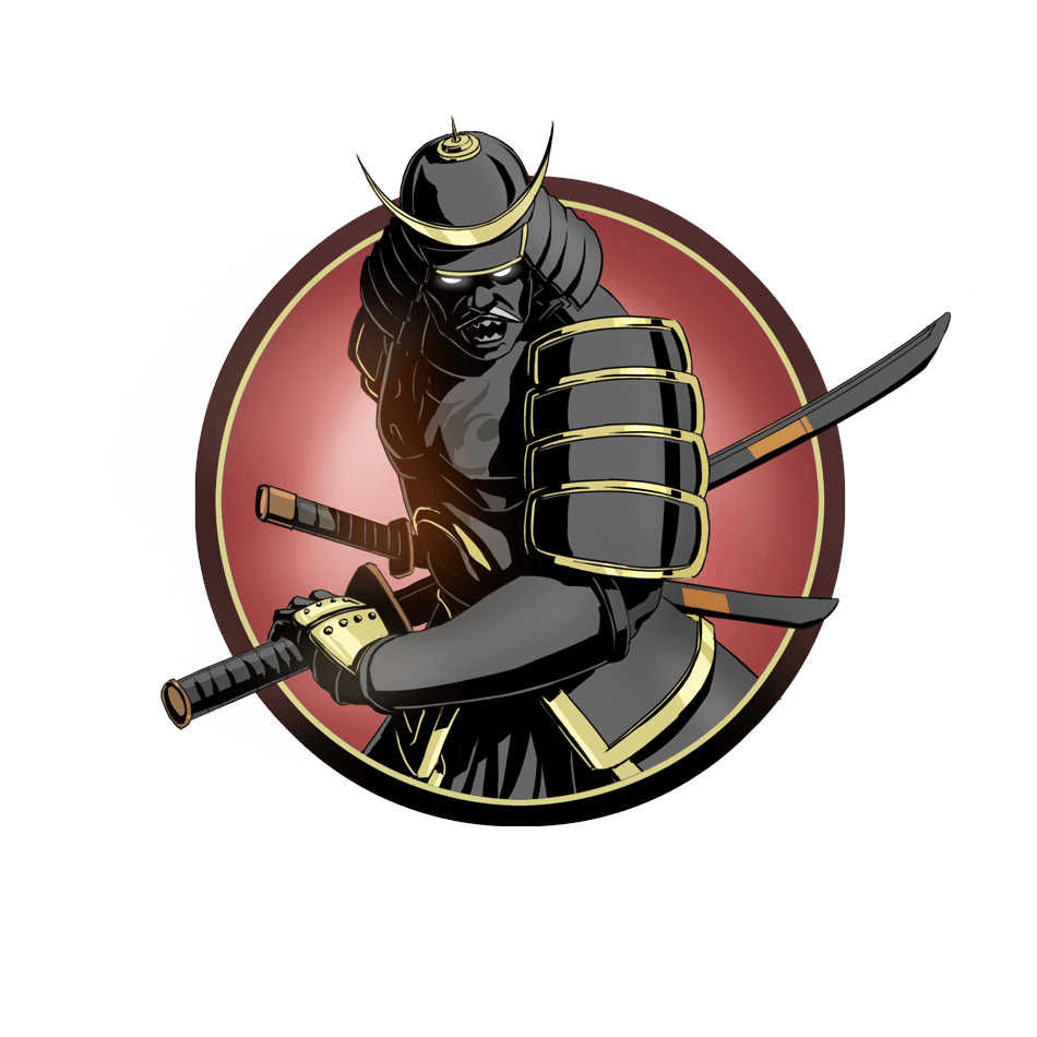 shogun drawing ninja