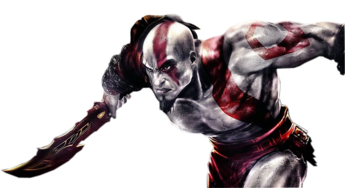 Shooter games png. Download free kratos photos