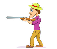 Shooting clipart. Search results for shot