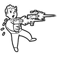 Shooting drawing boy. Fast shot fallout wiki